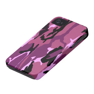 Pink Camo iPhone 4 Cover
