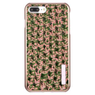 Pink Camo Crochet French Green Ladies Camouflage Incipio DualPro Shine iPhone 8 Plus/7 Plus Case