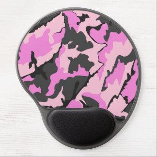 Pink Camo, Gel Mousepad