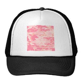 Pink Camo - Girly Camo Trucker Hat