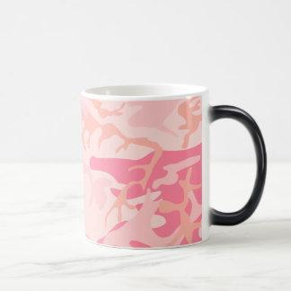 Pink Camo - Girly Camo Coffee Mug