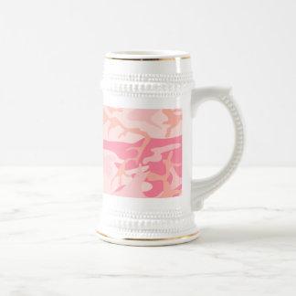 Pink Camo - Girly Camo Coffee Mugs