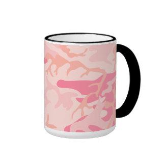 Pink Camo - Girly Camo Mugs