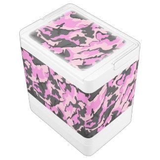 Pink Camo, Igloo 24 Can Igloo Drink Cooler