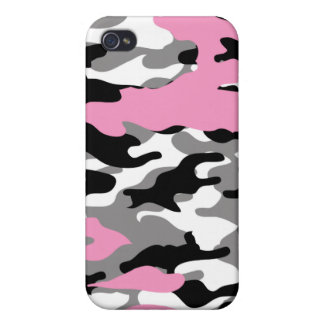 Pink Camo - iPhone 4/4s Speck Case iPhone 4 Case