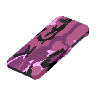 Pink Camo Case For iPhone 5