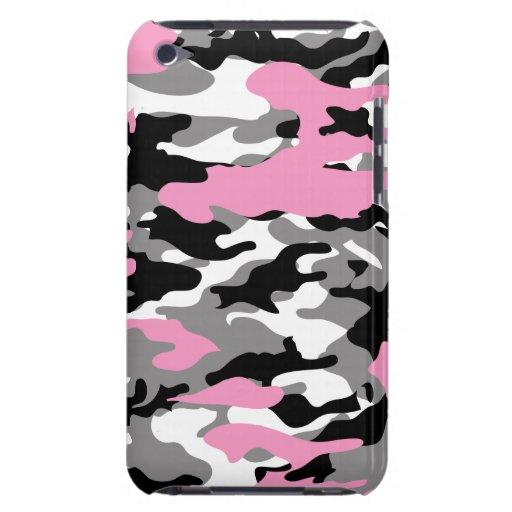 Pink Camo - iPod Touch Case-Mate Case