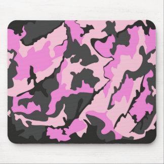 Pink Camo, Mousepad