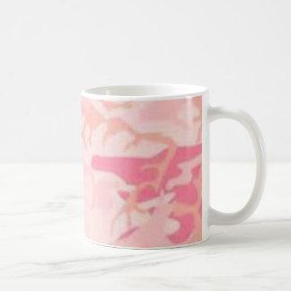 Pink Camo Coffee Mugs