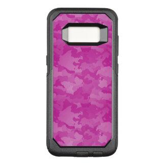 Pink Camo OtterBox Commuter Samsung Galaxy S8 Case
