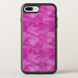 Pink Camo OtterBox Symmetry iPhone 8 Plus/7 Plus Case