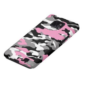 Pink Camo - Samsung Galaxy Case-Mate Case Galaxy S2 Cases