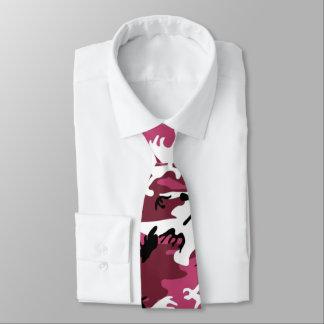 Pink Camo Tie