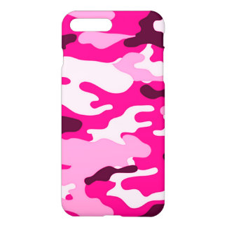 Pink Camouflage iPhone 7 Plus Case