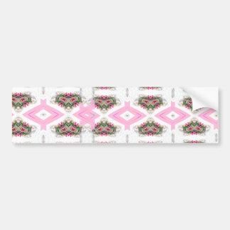 Pink Care_ Bumper Sticker