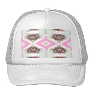 Pink Care_ Mesh Hats
