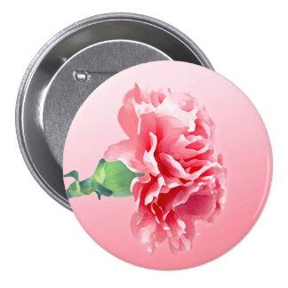 Pink carnation pins