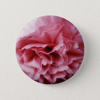 Pink Carnation Button