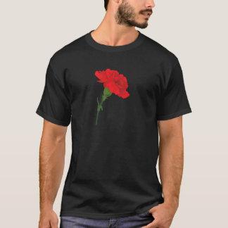 Pink Carnation Rose T-Shirt