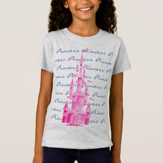 Pink Castle for a Princess T-Shirt