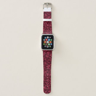 Pink Cat Apple Watch Band