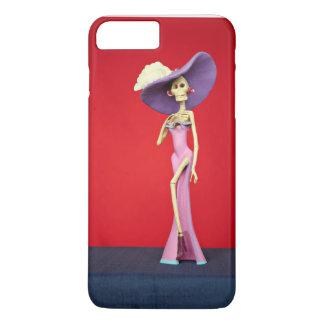 Pink Catrina Phone Case