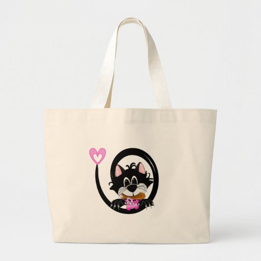 Pink Cats are Cool Bag