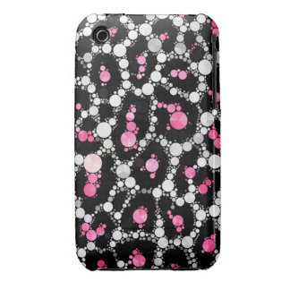 Pink Cheetah iPhone 3 Case-Mate Cases