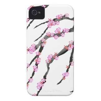 Pink Cherry Blossom 31, Tony Fernandes iPhone 4 Case-Mate Case