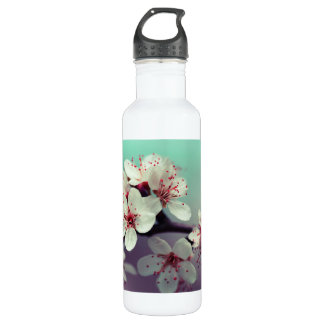 Pink Cherry Blossom, Cherryblossom, Sakura 710 Ml Water Bottle