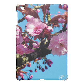 Pink Cherry Blossom Cover For The iPad Mini