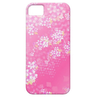 Pink Cherry Blossom iPhone 5 Case