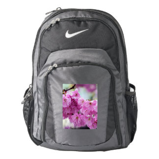 Pink Cherry Sakura Tree Backpack