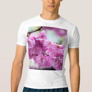 Pink Cherry Sakura Tree T-Shirt
