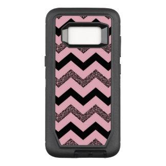 Pink Chevron Samsung Galaxy S8 Otterbox Case