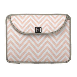 Pink Chevron Sleeve for MacBook Pro