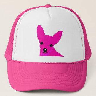 Pink Chihuahua Hat