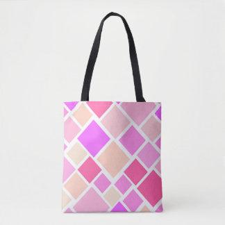 Pink City Block Bag