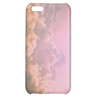 Pink Clouds Case For iPhone 5C