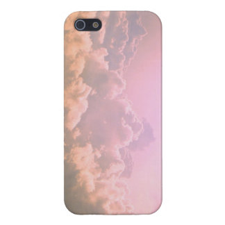Pink Clouds iPhone 5/5S Cover