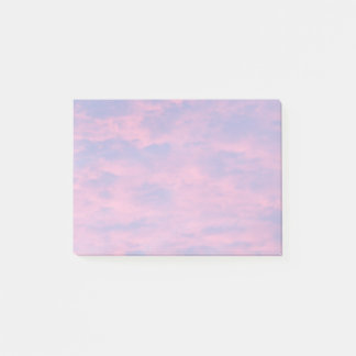 Pink Clouds Post-it Notes