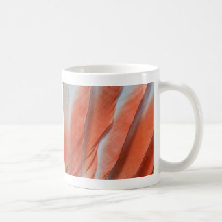 Pink Cockatoo Feather Design Coffee Mug