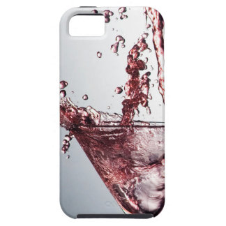 Pink Cocktail 3 iPhone 5 Cases