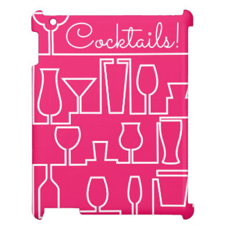 Pink cocktail party case for the iPad 2 3 4