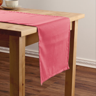 PINK COLLECTION Template diy change color add text Short Table Runner