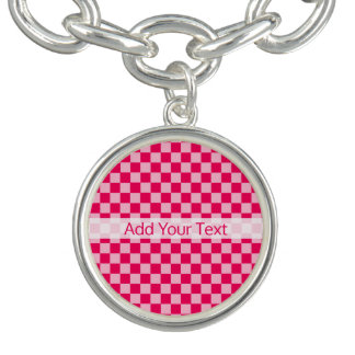 Pink Combination Classic Checkerboard by STaylor