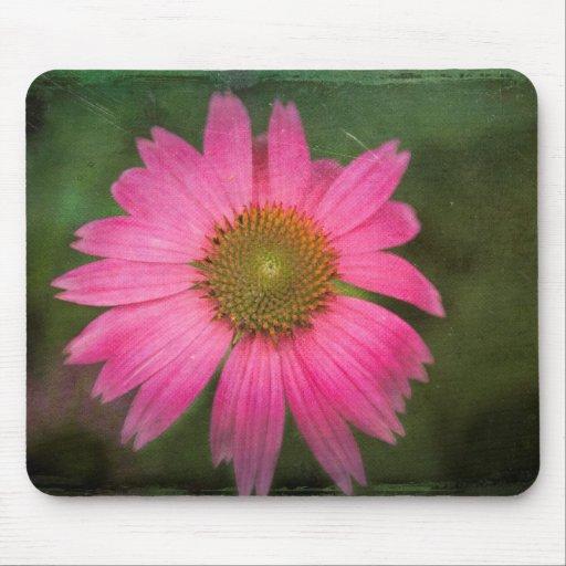 Pink Coneflower Mousepad