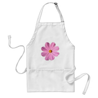 Pink Cosmos Adult Apron
