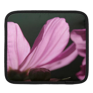 Pink Cosmos in the sun #1 Sleeves For iPads