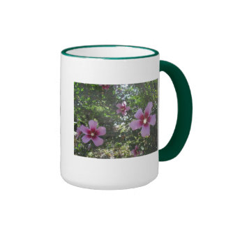 Pink Cosmos Mug